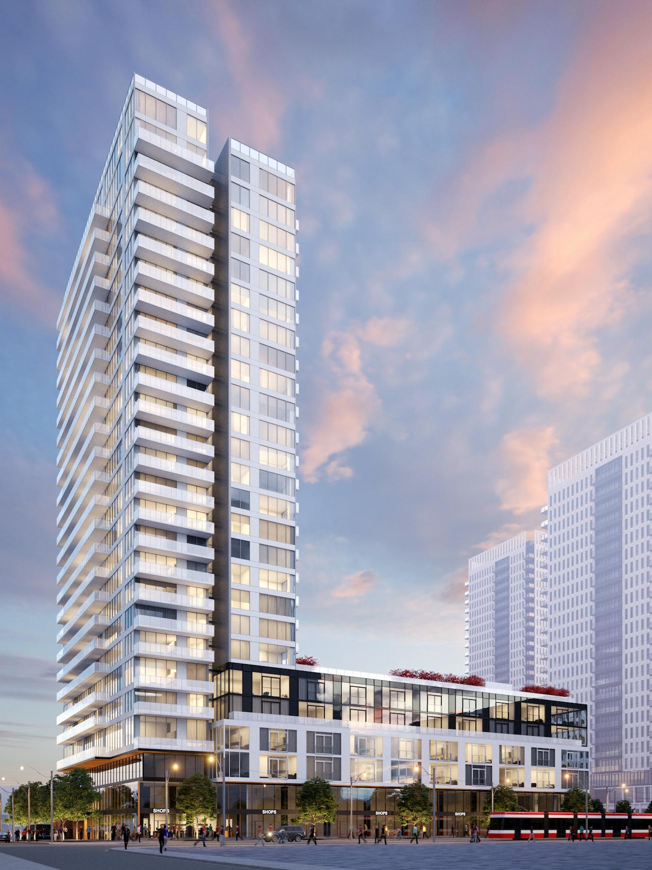 The Wyatt Condos - The Daniels Corporation