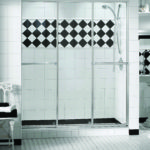 Triple Plus Sliding Shower Door