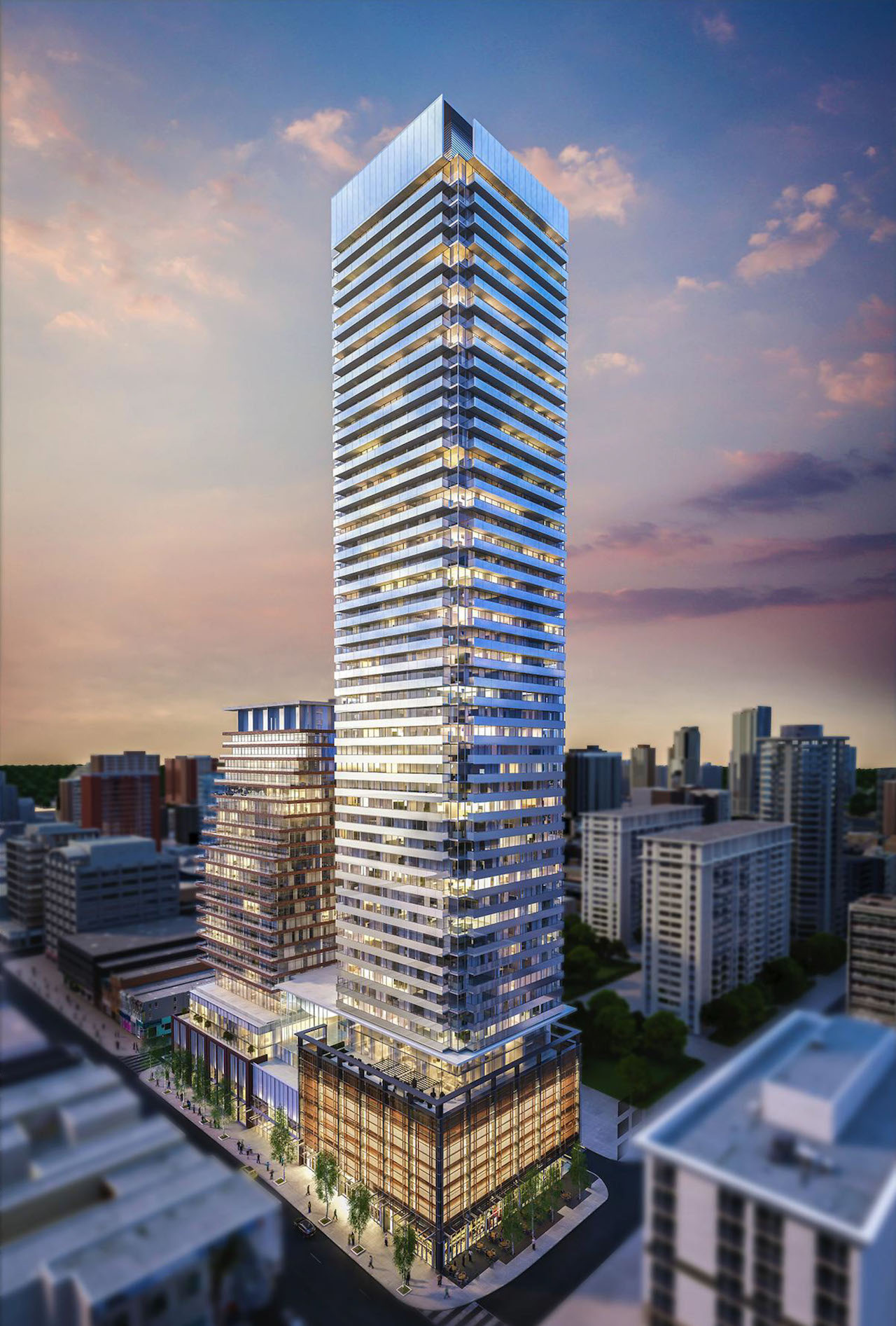 TeaHouse 501 Yonge - Lanterra Developments