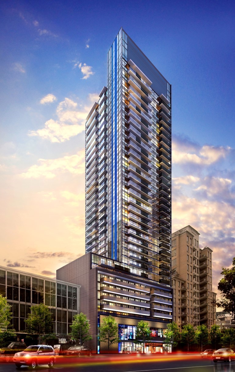 The Eglinton - Menkes Developments